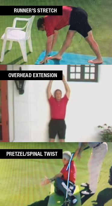 Custom Flexibility Program