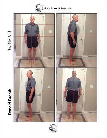 Custom Posture Program