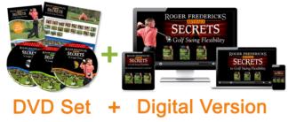Secrets DVD and Digital