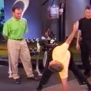 upper body stretch