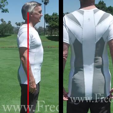 posture shirt