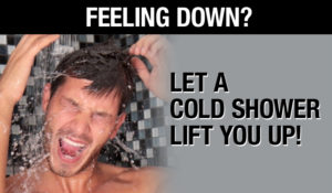 A Sure Way to Feel Great - The Benefits of a Cold Shower