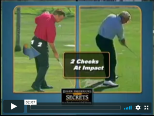 Clear Your Left Side at Impact
