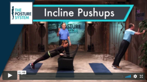 Incline Push Ups