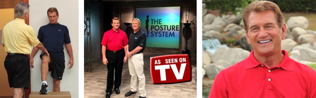 Joe Theismann The Posture System
