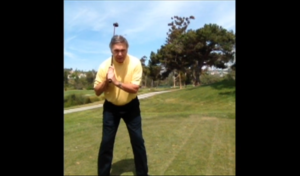 Balance in your golf swing