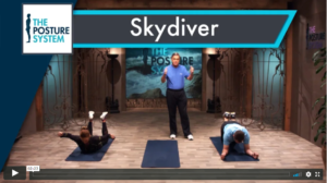 Skydiver Stretch
