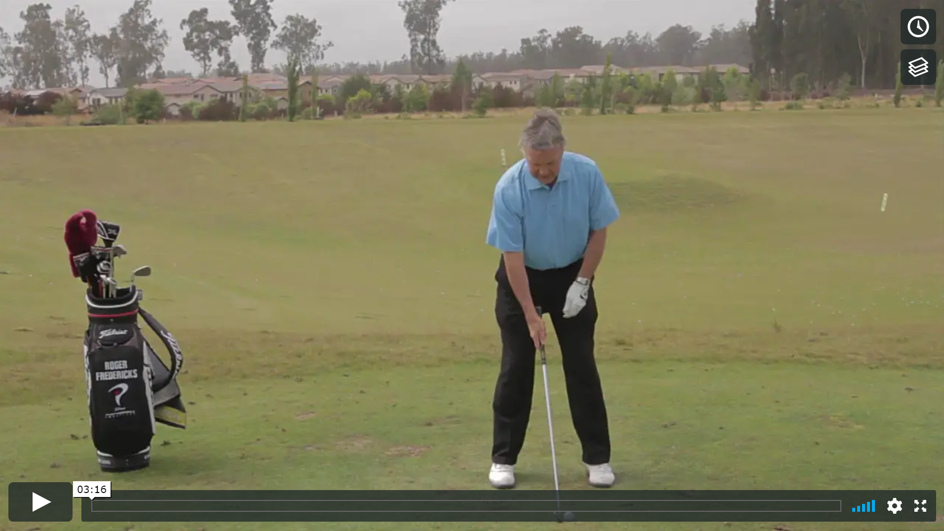 The Pull Back Drill
