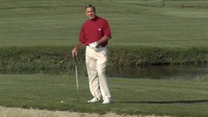 Roger Golfing