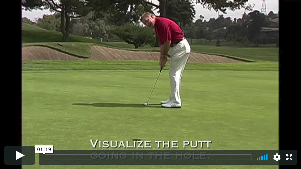Visualize Your Putt