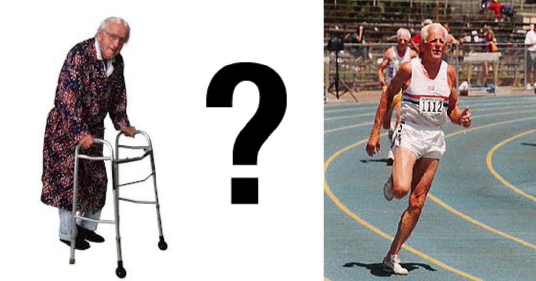 Walker or Runner?